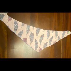 Handmade boutique bandana